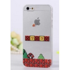 Carcasa Mario Bros - iPhone 5 5/S