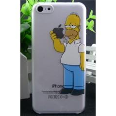 Carcasa Homero - iPhone 5C