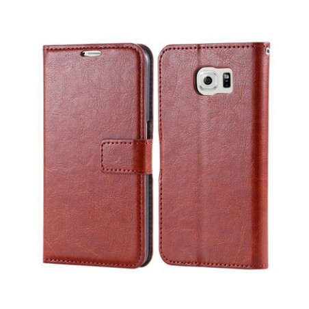 Estuche Luxury Retro - Samsung S6