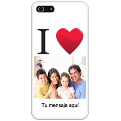 Personaliza - Carcasa - iPhone 5 / 5S