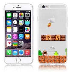 Carcasa Mario - iPhone 6