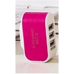 3 Puertos USB para Pared