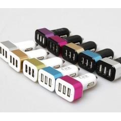 3 Puertos USB para Automóvil