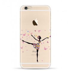Fashionable Shopping Girl - iPhone 6 / 6S
