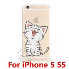 Cute Cat - iPhone 5 / 5S / SE