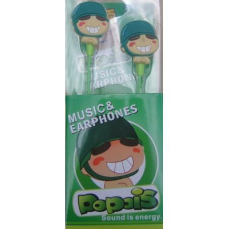 Auriculares - Popois