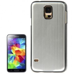 Carcasa Plástica Silver - Samsung S5