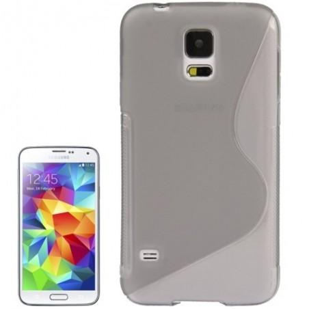 Carcasa Anti-deslizante - Samsung S5