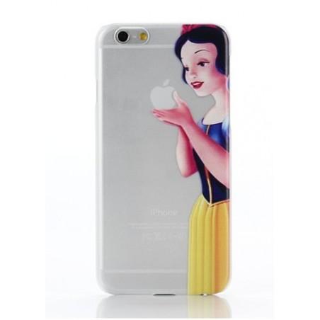 Carcasa Blanca Nieves - iPhone 6 / 6S