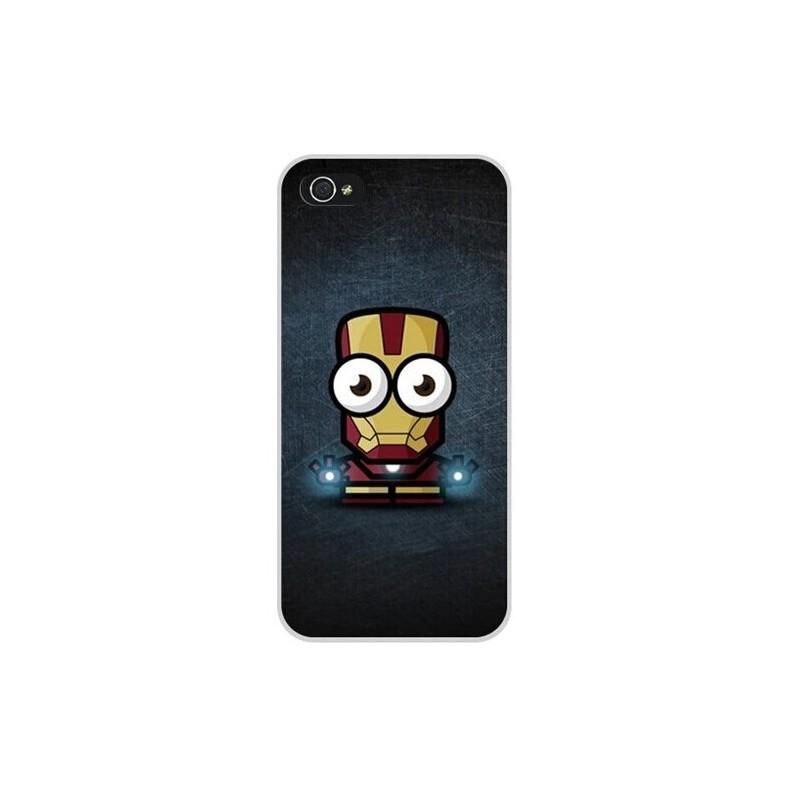 Carcasa Ironman- iPhone 5 5/S