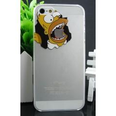 Carcasa Homero - iPhone 5 5/S