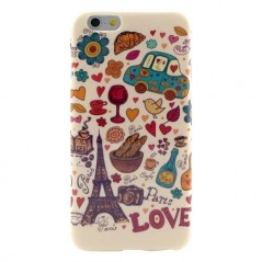 Paris Pattern - iPhone 6