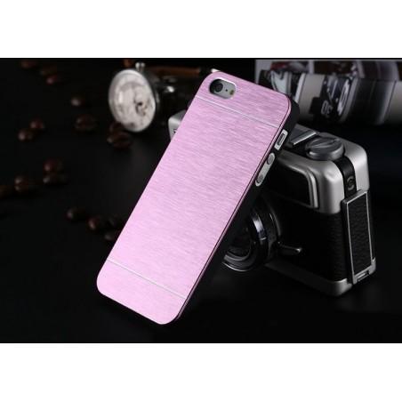 Carcasa Aluminio & TPU - iPhone 5 / 5S