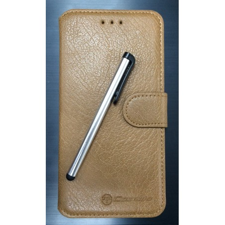 Estuche de Cuero Luxury - iPhone 6 Plus
