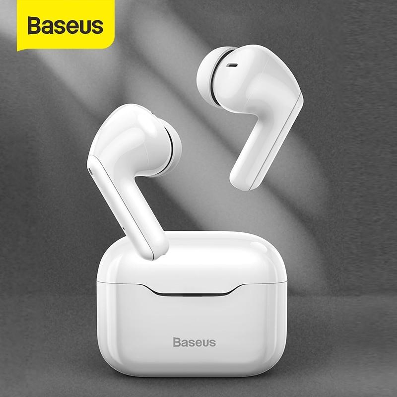 Baseus-auriculares TWS ANC - Bluetooth 5.1