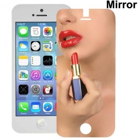 Mica tipo espejo - iPhone 5C