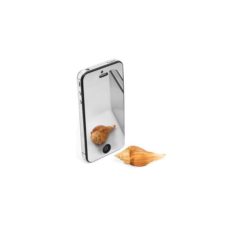 3542c0514cd Mica tipo espejo - iPhone 5 /5S