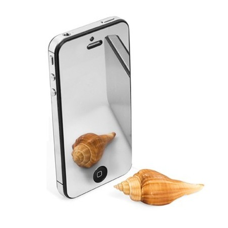 Mica tipo espejo - iPhone 5 /5S