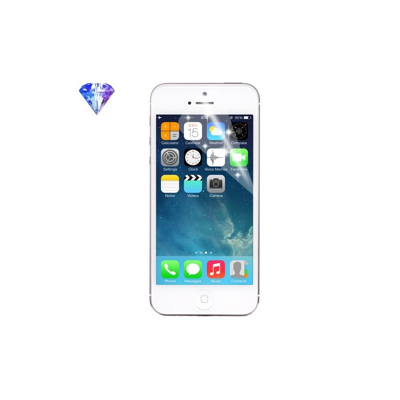 """Screen Protector"" tipo Diamante - iPhone 5 / 5S"
