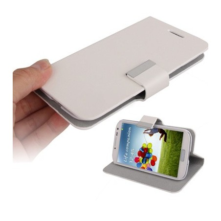 Estuche de cuero - Samsung S4