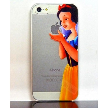 Carcasa Blanca Nieves - iPhone 5 5/S