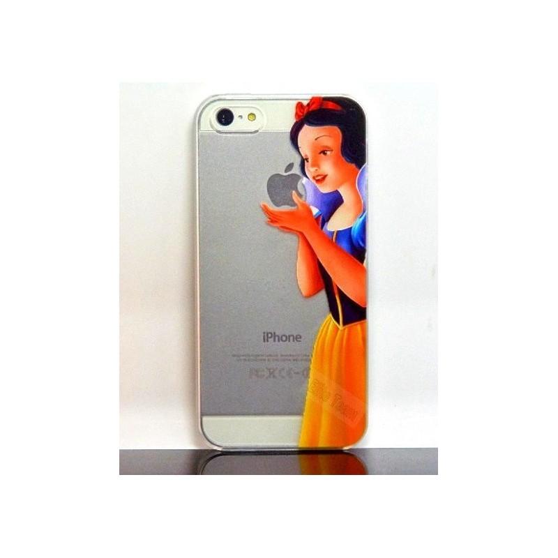 Carcasa Blanca Nieves - iPhone 5C
