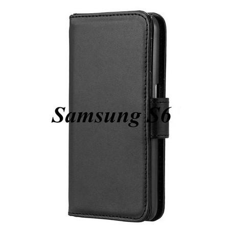 Estuche de Cuero - Samsung S6