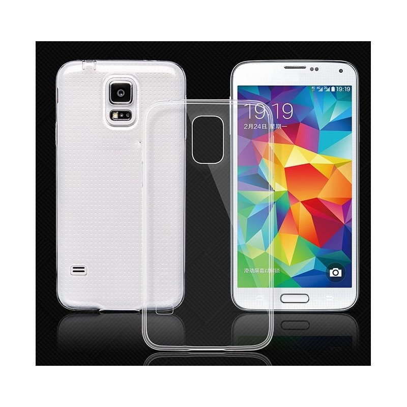 Ultra transparente - Samsung S5 mini