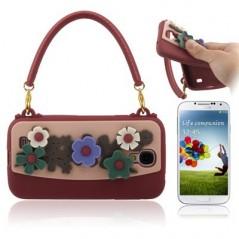 Estuche Bolso Cliché - Samsung S4