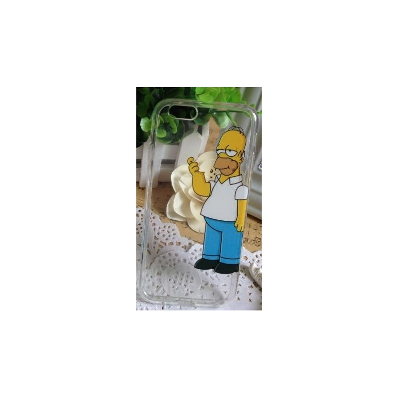 Carcasa Homero - iPhone 5 5/S