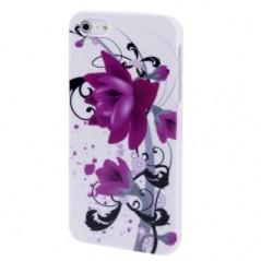 Carcasa Floreada - iPhone 5 / 5S