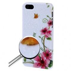 Carcasa Floreada -iPhone 5 /5S