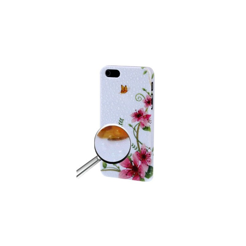 Carcasa Floreada -iPhone 5 /5S