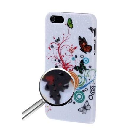 Carcasa Mariposas - iPhone 5 / 5S