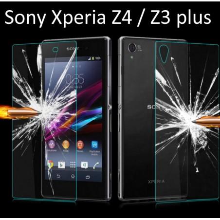 Mica Vidrio Templado - Premium - Sony Xperia Z4 / Z3+