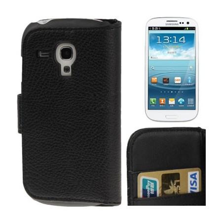 Estuche de Cuero - Samsung S3 mini