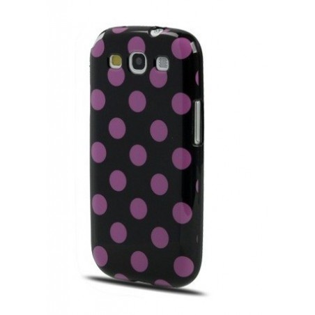 Carcasa TPU - Dot Series - Samsung S3