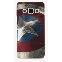 Carcasa Capitán América - Samsung J7