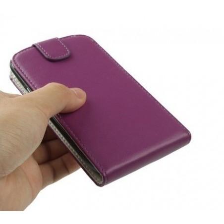 Estuche de cuero - Samsung S3