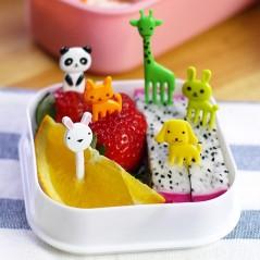 10pcs/set Animal Farm Mini Cartoon