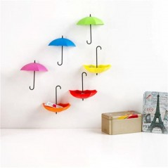 Umbrella hooks de pared - Colgadores