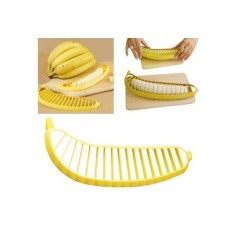 Cortador de Bananas & Frutas - Kitchen Home