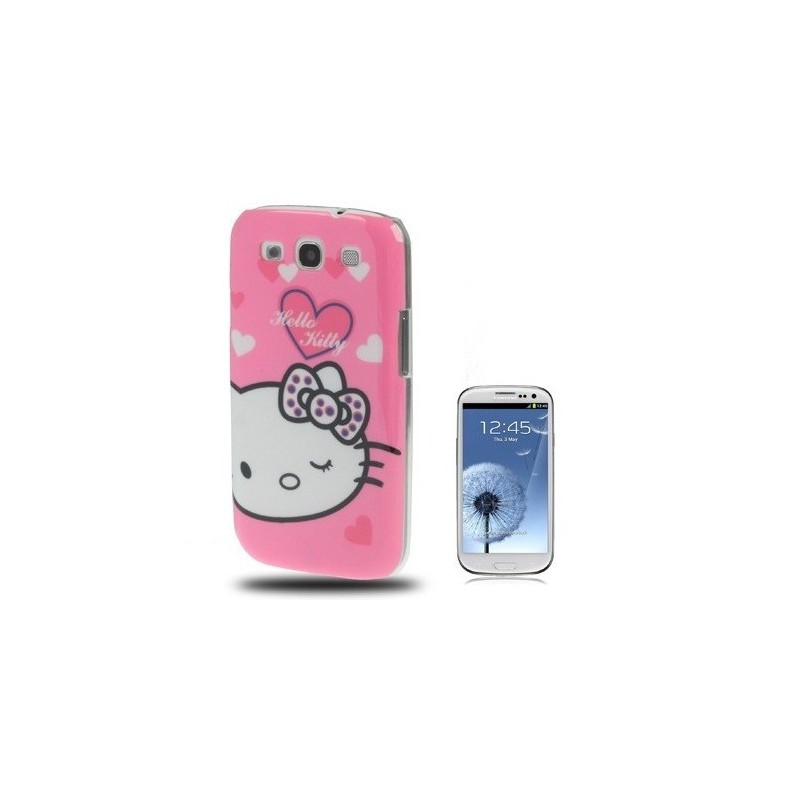 Carcasa Plástica - Hello Kitty