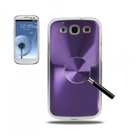 Carcasa Plástica & Alumino - Samsung S3