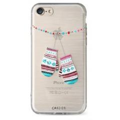 CASEIER - Guantes Navideños - Samsung S8