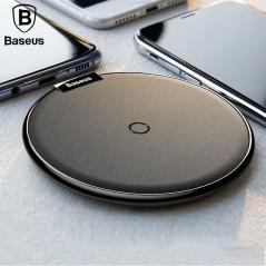 Baseus Qi cargador inalámbrico de escritorio para el iPhone - Samsung