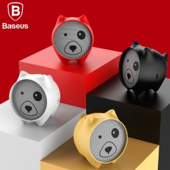 Baseus E06 Dogz - Mini Altavoz Bluetooth