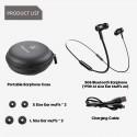 Baseus S06 Neckband auricular Bluetooth inalámbrico