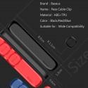 Baseus - Clip magnético organizador para cables