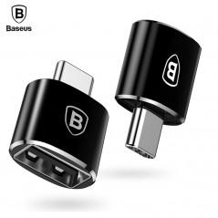 Baseus tipo C macho a USB hembra OTG